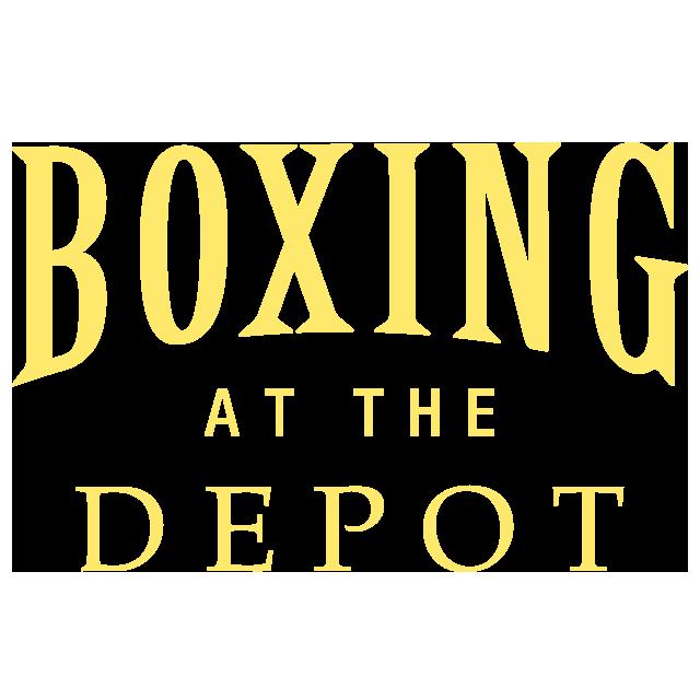 Boxing At The Depot
